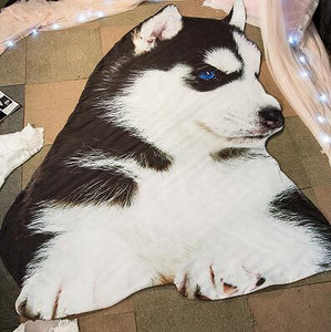 Doggo Shaped Warm Throw BlanketHome Decor