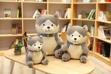 Load image into Gallery viewer, Husky Love Huggable Stuffed Animal Plush Toys (Small to Giant size)