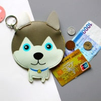 Load image into Gallery viewer, American Pit Bull Terrier Love Coin Purse and Keychain