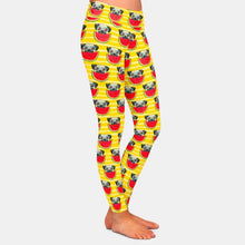 Load image into Gallery viewer, Infinite Pug Love Women's Leggings