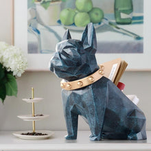 Load image into Gallery viewer, Abstract Frenchie Decorative Table Top OrganiserHome Decor