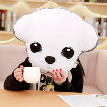 Load image into Gallery viewer, Adorable Bichon Frise Sofa CushionHome DecorBichon Fris