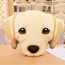Load image into Gallery viewer, Adorable Husky Sofa CushionHome DecorLabrador