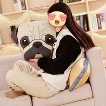 Load image into Gallery viewer, Adorable Pug Sofa CushionHome Decor