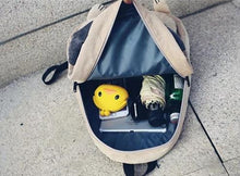 Load image into Gallery viewer, Adorable Shiba Inu Corduroy BackpackBag