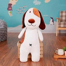 Load image into Gallery viewer, Akita / Shiba Inu Love Huggable Stuffed Toy PillowHome DecorBeagleSmall
