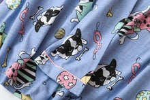 Load image into Gallery viewer, Baby Boston Terrier 100% Cotton Pajama SetPajamas