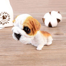 Load image into Gallery viewer, Basset Hound Love Car Bobble HeadCarEnglish Bulldog