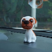 Load image into Gallery viewer, Beagle Love Bobblehead for CarCar AccessoriesPug - Silver