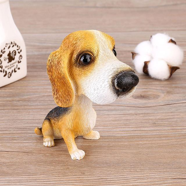 Beagle Love Car Bobble HeadCarBeagle