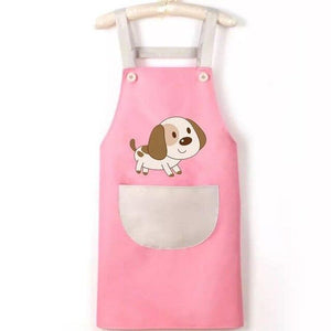 Beagle Love Kitchen ApronHome Decor