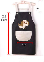 Load image into Gallery viewer, Beagle Love Kitchen ApronHome Decor