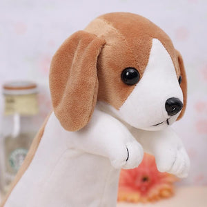 Beagle Love Make Up PouchBag