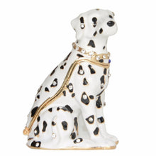 Load image into Gallery viewer, Beautiful Dalmatian Love Small Jewellery Box FigurineHome Decor