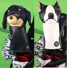 Load image into Gallery viewer, Best Friends Dachshund and Boston Terrier Golf Driver Club CoversHome Decor