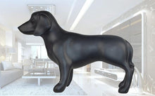 Load image into Gallery viewer, Black Dachshund Resin StatueHome Decor