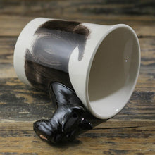 Load image into Gallery viewer, Black Scotties / Scottish Terrier Love 3D Ceramic CupMug