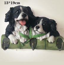 Load image into Gallery viewer, Border Collie Love Multipurpose Wall HookHome DecorBorder Collie