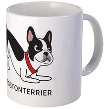 Load image into Gallery viewer, Boston Terrier Love Coffee MugMug