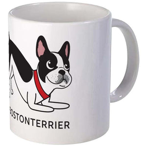 Boston Terrier Love Coffee MugMug