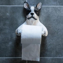 Load image into Gallery viewer, Boston Terrier Love Toilet Roll HolderHome Decor