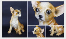 Load image into Gallery viewer, Chihuahua Love Resin StatueHome Decor