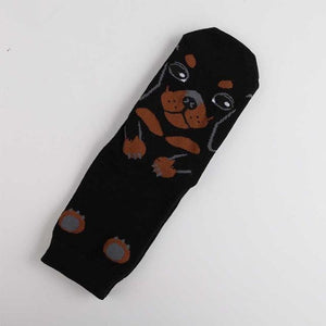 Chihuahua Love Womens Cotton SocksSocksDachshund