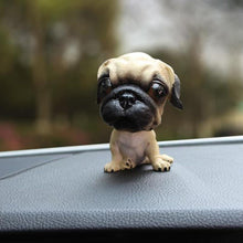 Load image into Gallery viewer, Cockapoo / Poodle Love Car Bobble HeadCar
