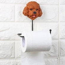 Load image into Gallery viewer, Cockapoo / Poodle Love Multipurpose Bathroom AccessoryHome DecorPoodle