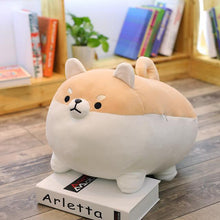 Load image into Gallery viewer, Cocktail Sausage Shiba Inu Stuffed Plush Toy PillowHome DecorShiba Inu - Red CoatSmall