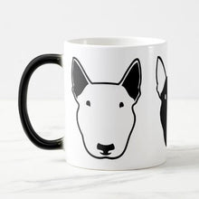 Load image into Gallery viewer, Color Changing Bull Terrier MugMug