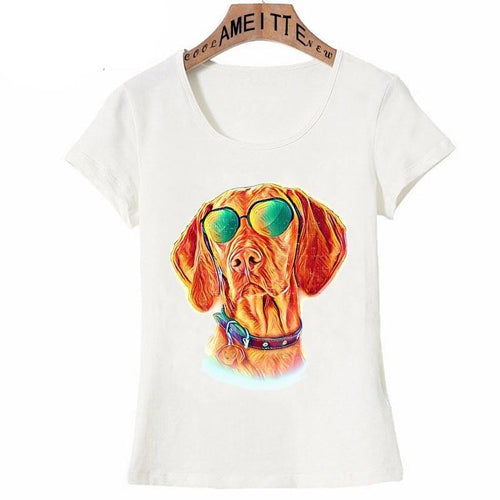 Cool Beans Vizsla Womens T ShirtApparel
