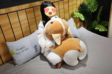 Load image into Gallery viewer, Corgi Love Huggable Stuffed Animal Plush Toy Pillows (Small to Giant Size)Soft Toy