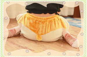 Cute Corgi Bum Sleeping ShortsPajamas