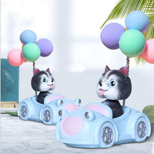 Load image into Gallery viewer, Cutest Balloon Car Maltese BobbleheadCar Accessories