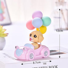 Load image into Gallery viewer, Cutest Balloon Car Toy Poodle BobbleheadCar AccessoriesGolden Retriever