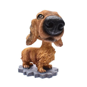 Cutest Basset Hound Car Bobble HeadCarCocker Spaniel