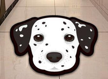 Load image into Gallery viewer, Cutest Border Collie Floor RugHome DecorDalmatianMedium
