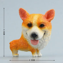Load image into Gallery viewer, Cutest Border Collie Fridge MagnetHome DecorCorgi - Pembroke Welsh