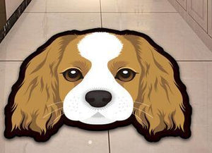 Cutest Corgi Floor Rug / DoormatHome DecorCavalier King Charles SpanielMedium