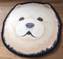 Load image into Gallery viewer, Cutest Corgi Floor Rug / DoormatHome DecorSamoyedMedium