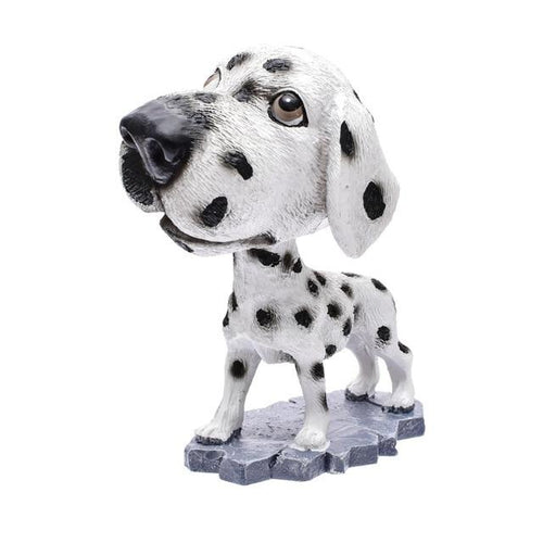 Cutest Dalmatian Car Bobble HeadCarDalmatian