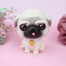 Load image into Gallery viewer, Cutest Doggo Love Miniature BobbleheadsCar AccessoriesPug