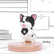 Load image into Gallery viewer, Cutest Doggo Love Office Desk Mobile Phone Holder FigurineCell Phone Accessories