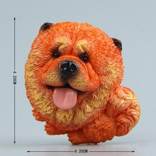 Load image into Gallery viewer, Cutest Dogs Fridge MagnetsHome DecorChow Chow