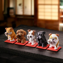 Load image into Gallery viewer, Cutest English Bulldog Desktop Ornament FigurineHome Decor