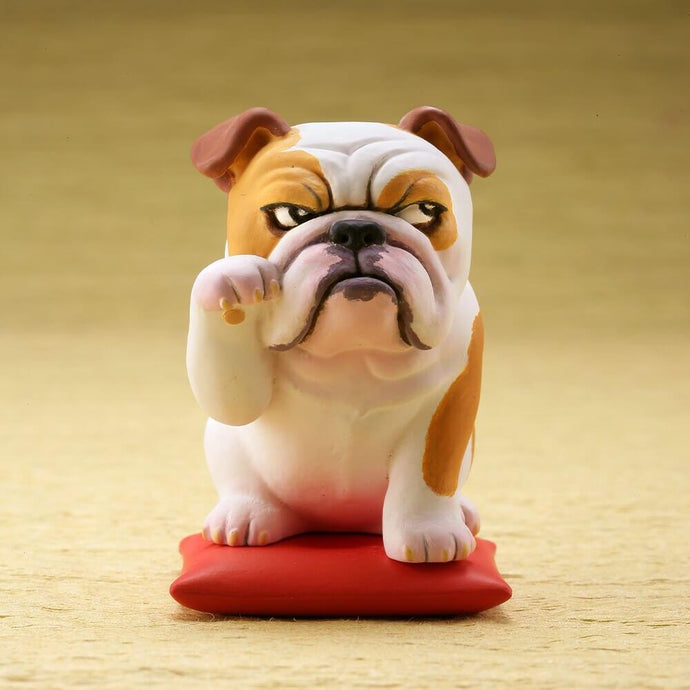 Cutest English Bulldog Desktop Ornament FigurineHome DecorEnglish Bulldog