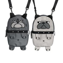 Load image into Gallery viewer, Cutest English Bulldog Love Messenger BagAccessories