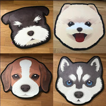 Load image into Gallery viewer, Cutest Husky Floor RugHome Decor