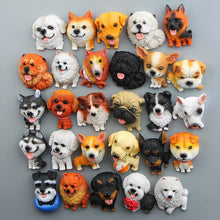 Load image into Gallery viewer, Cutest Husky Fridge MagnetHome Decor